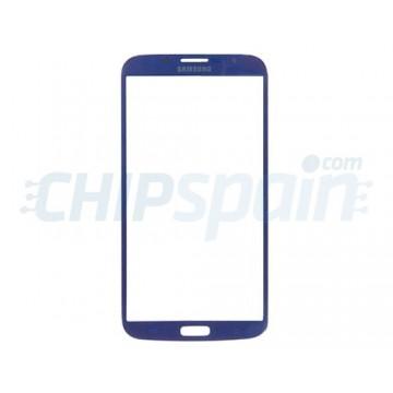 Cristal Exterior Samsung Galaxy Mega 6.3 -Azul