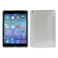 TPU Case S-Line iPad Air -Grey