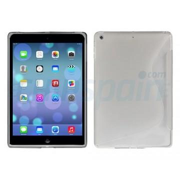 Funda TPU S-Line iPad Air -Gris