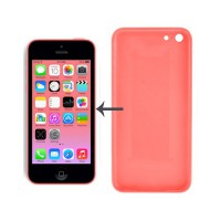 Tampa Traseira iPhone 5C -Rosa