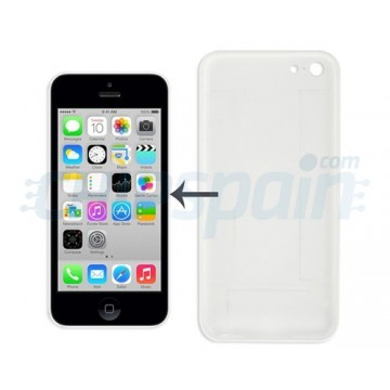 Carcasa Trasera iPhone 5C Blanco