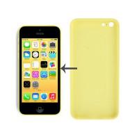 Carcasa Trasera iPhone 5C -Amarillo