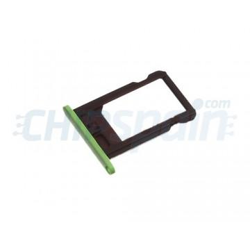 Nano Porta SIM iPhone 5C -Verde