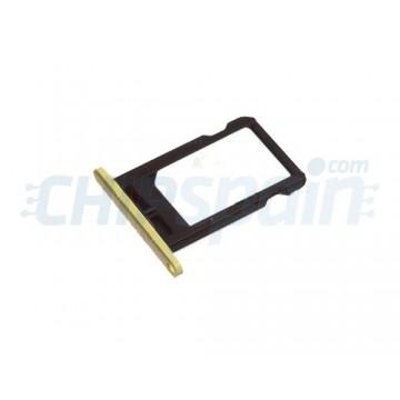 Nano Porta SIM iPhone 5C -Amarillo