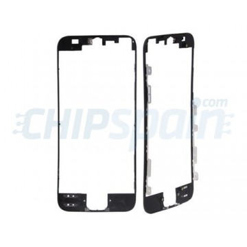 Tela Moldura Frontal iPhone 5 -Preto