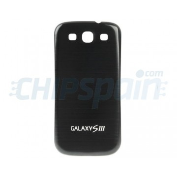 Back Cover Samsung Galaxy SIII -Metallic Black