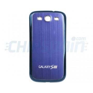 Battery Back Cover Samsung Galaxy SIII -Blue/Black