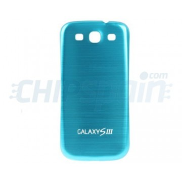 Battery Back Cover Samsung Galaxy SIII -Metallic Blue