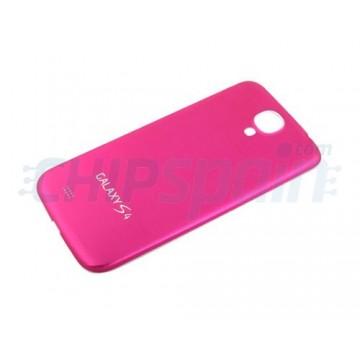 Tapa Trasera Batería Samsung Galaxy S4 -Rosa Metalizado