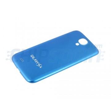 Tapa Trasera Batería Samsung Galaxy S4 -Azul Metalizado