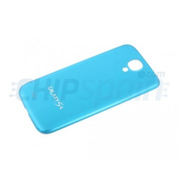 Battery Back Cover Samsung Galaxy S4 -Metallic Light Blue