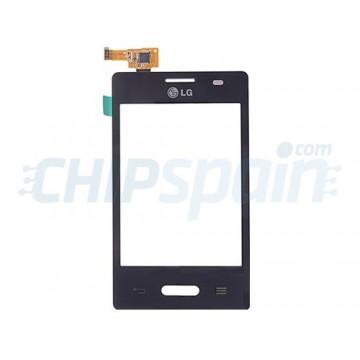 Vidro Digitalizador Táctil LG Optimus L3 II -Preto