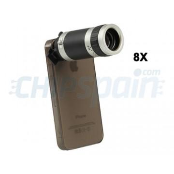 Caso com telescópio Zoom 8X iPhone 4/4S