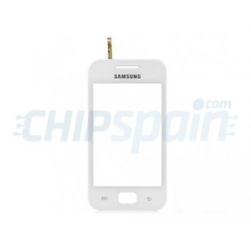 Vidro Digitalizador Táctil Samsung Galaxy Ace Duos -Branco