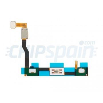 Cable Flexible Boton Home y Táctiles Samsung Galaxy SII i9100