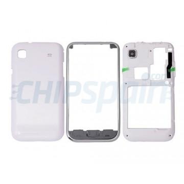 Carcasa Completa Samsung Galaxy S i9000 -Blanco