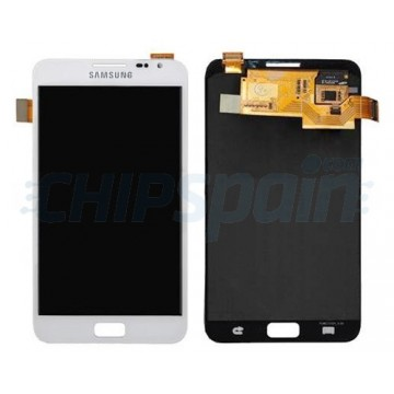 Pantalla Completa Samsung Galaxy Note - Blanco