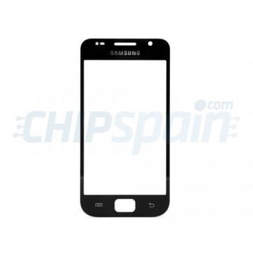 Cristal Exterior Samsung Galaxy S -Negro