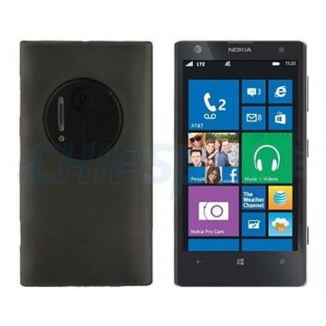 Cobertura Plástico Nokia Lumia 1020 -Preto