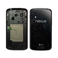 Carcasa Trasera Original Nexus 4 con NFC -Negro
