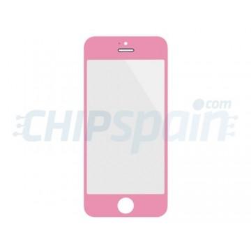 Vidro Exterior iPhone 5 iPhone 5S iPhone SE Rosa