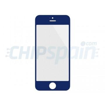 Cristal Exterior iPhone 5 iPhone 5S iPhone SE Azul Oscuro