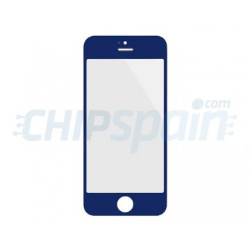 Exterior Glass iPhone 5 iPhone 5S iPhone SE Dark Blue