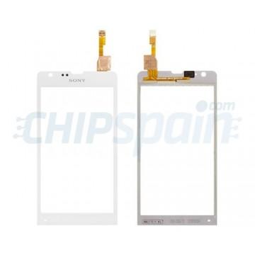 Vidro Digitalizador Táctil Sony Xperia SP -Branco