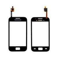 Vidro Digitalizador Táctil Samsung Galaxy Ace Plus -Preto