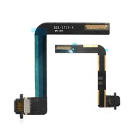 Cabo Flexível com Conector Carga iPad Air -Preto
