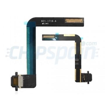 Cabo Flexível com Conector Carga iPad Air -Preto