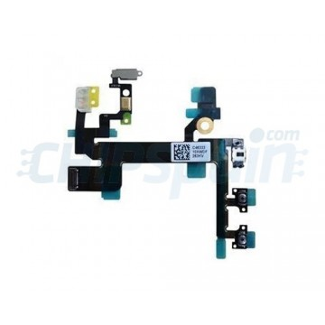 Flex Cable On/Off/Volume/Mute iPhone 5S