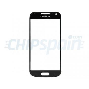 Cristal Exterior Samsung Galaxy S4 Mini -Negro