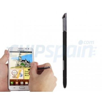 Puntero Táctil Samsung Galaxy Note Negro