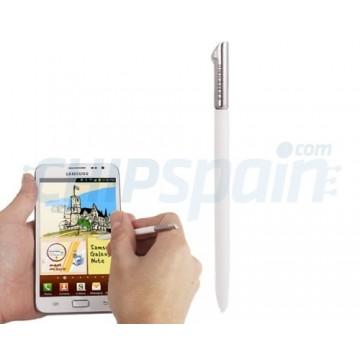 Puntero Táctil Samsung Galaxy Note Blanco