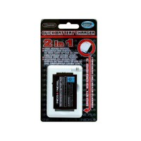Quick Battery Charger 2en1 para NDSi/NDS Lite