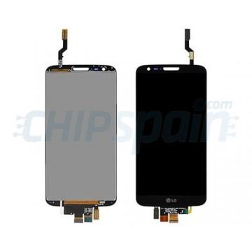 Ecrã Tátil Completo LG G2 D802/D804 -Negro