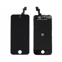 Tela Cheia iPhone 5S -Preto