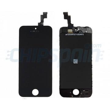 Pantalla iPhone 5S Premium Completa Negro