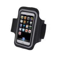 Brazalete Sport para iPhone 5/5S/5C -Negro