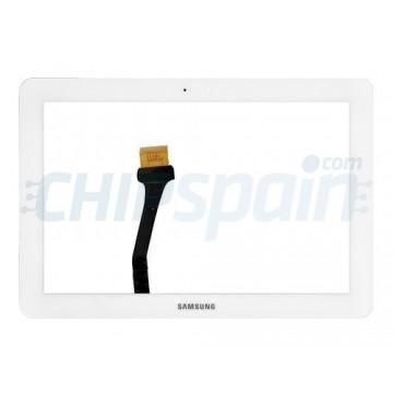 "Vidro Digitalizador Táctil Samsung Galaxy Tab 2 P5100 (10.1"") -Branco"
