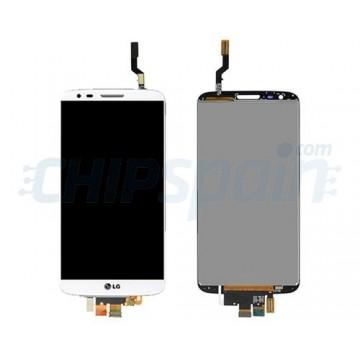 Ecrã Tátil Completo LG G2 D802/D804 -Branco