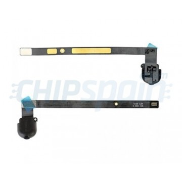 Cable Flexible Conector Jack iPad Air -Negro