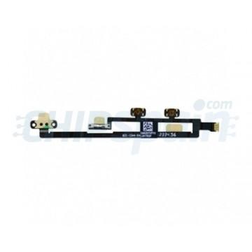 Cable Flexible Encendido/Apagado y Volumen iPad Air