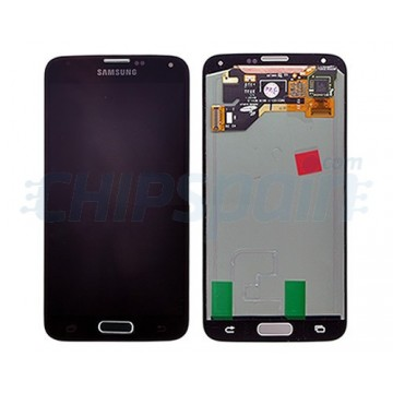 Tela Cheia Samsung Galaxy S5 TFT Preto