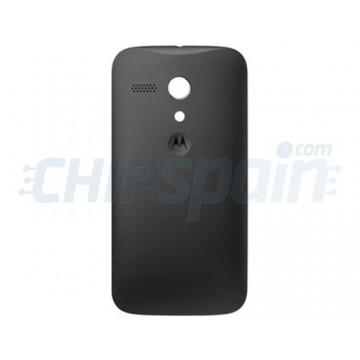 Carcasa Trasera Batería Motorola Moto G Negro