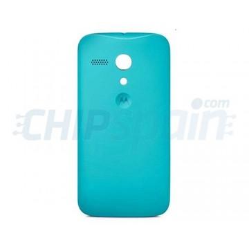 Back Cover Battery Motorola Moto G -Blue