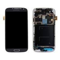 Pantalla Completa con Marco Samsung Galaxy S4 i9506 -Dark Myst