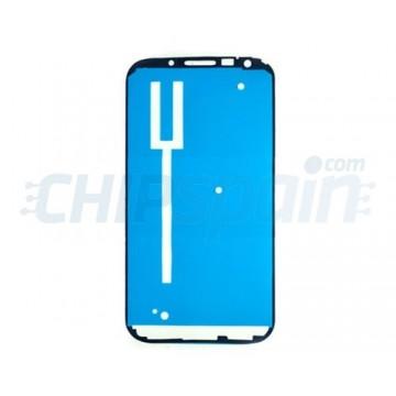 Touchscreen Adesivo de Fixação Samsung Galaxy Note 2