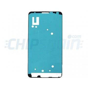 Adhesivo Fijación Pantalla Táctil Samsung Galaxy Note 3